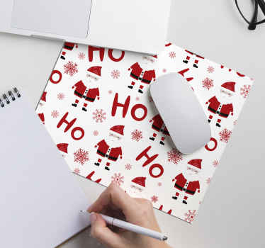 Wonderful Christmas festive mousepads designs. They are the perfect addition to your work space and worldwide delivery is available.