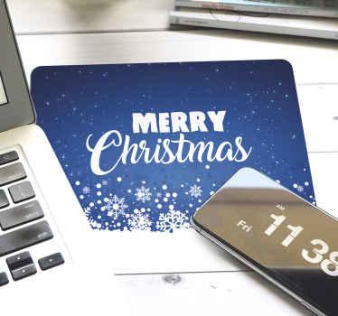 这款设计精美的圣诞节鼠标垫让您的房子充满圣诞节气息!不要再等待了,今天订购!
