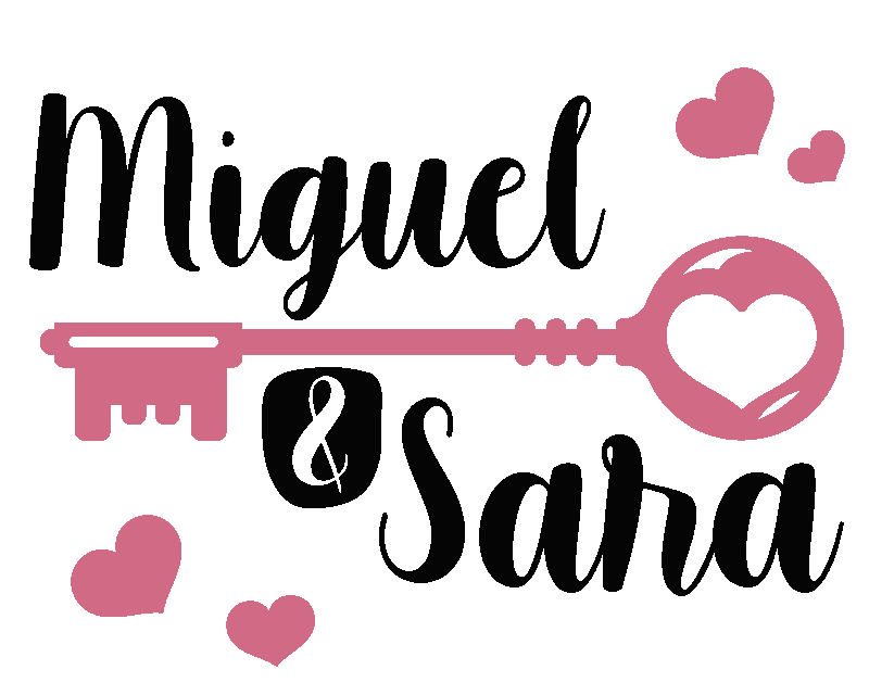 TenStickers. Romantic key custom mousemat. Romantic mousepad which features an adorable image of a key surrounded by hearts and you and your partner's name. Custom made.