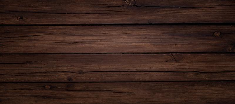 TenStickers. Mousepad Muster dunkles Holz. Ein erstaunliches Holz Struktur Mousepad für Ihre Maus. Es hat das originelle und realistische strukturelle Erscheinungsbild einer dunklen Holzoberfläche.