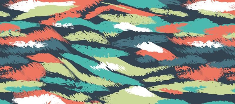 TenStickers. Kleurrijke nordic muismat. Koop onze originele nordic design muismat met veel kleuren. Het is gemaakt van hoge kwaliteit en gemakkelijk te onderhouden. Verkrijgbaar in verschillende maten.