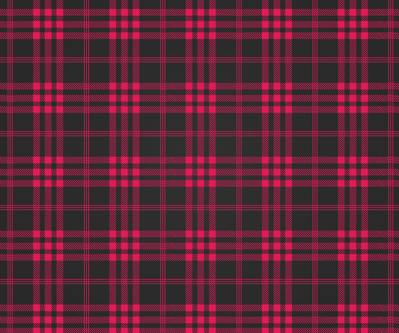 TenStickers. Christmas Tartan mouse pad patterns. Christmas pattern mousepad which features a stunning red and black tartan design. Discounts available. High quality materials.