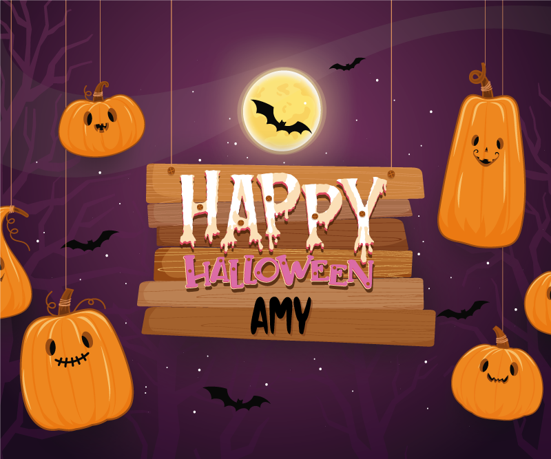 TenStickers. personalized happy halloween mousepad custom mousemats. Get a halloween mousepad get get your desk ready for this spooky season! Extremely high-quality and long-lasting material.