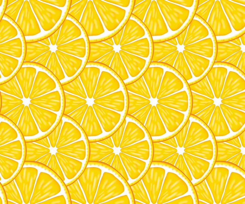TenStickers. Podloga za miško iz oranžnega vzorca. Ta dizajn citrusne podloge za miško bo kot nalašč za vašo domačo pisarno ali za študentski prenosnik! Dostava na dom in zelo enostavno čiščenje!