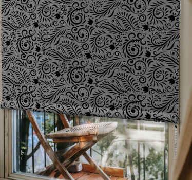Zatemňovací rolety se skládají ze svislých lamel různých velikostí: snadno se přizpůsobí všem typům oken. Váleček poskytuje tepelnou ochranu