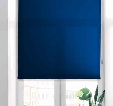 Snadná instalace originálních modrých tónů moderní okenní roleta pro váš domov a kancelář. Snadno se instaluje a je vyroben z kvalitního materiálu.