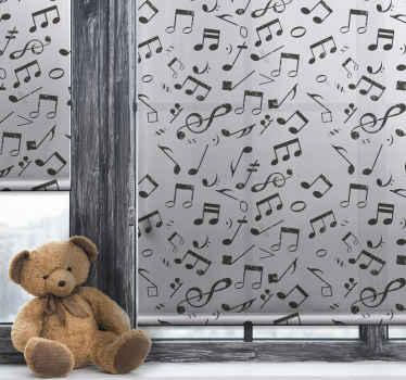 Miluješ hudbu? Pak je to ta úžasná klasická roleta, kterou jste hledali! Už nečekejte a objednejte si tento úžasný design ještě dnes!