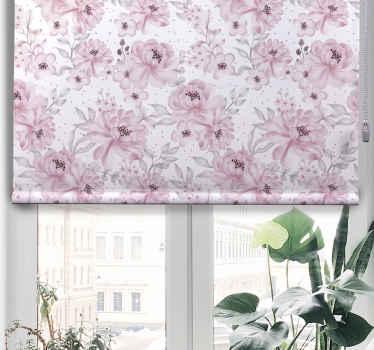 Rozjasněte svůj pokoj s touto úžasnou květinovou roletou! Dá to místnosti zcela nový pohled! Nečekejte déle a objednávejte hned!