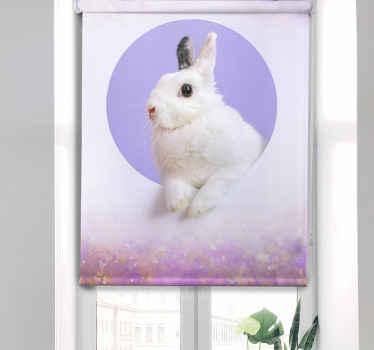 Přineste si roztomilého králíka jako dekoraci do svého domu s tímto úžasným odstínem obývacího pokoje. Už nečekejte a objednejte si ještě dnes!