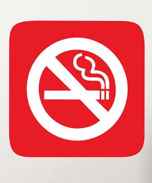 Colección Pegatinas Prohibido Fumar
