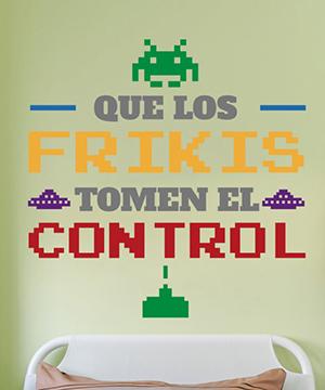 Colección Vinilos Frikis