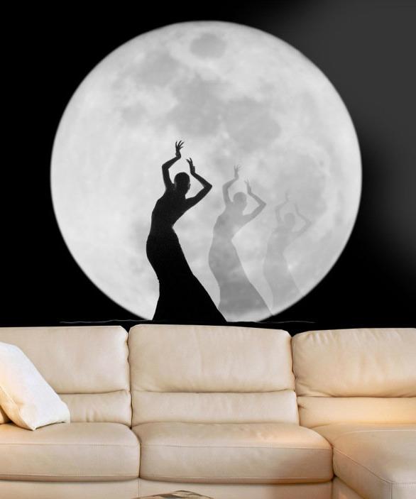 Adesivi luna
