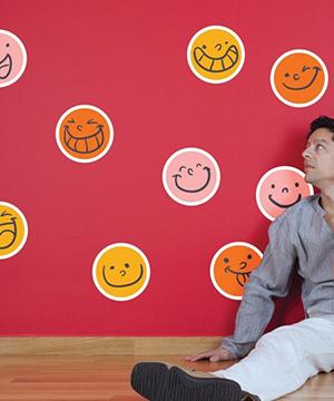 Collections stickers journée mondiale des emojis