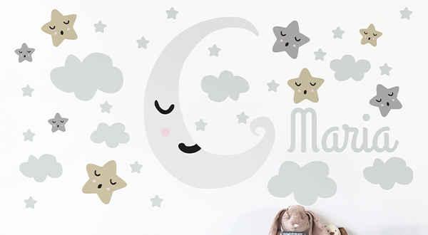 Nursery & Baby Stickers
