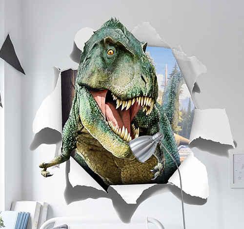 Dinosaur Wall Stickers