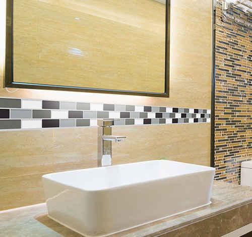 Sisustustarrat kylpyhuone