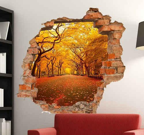 Adesivi Murali 3D
