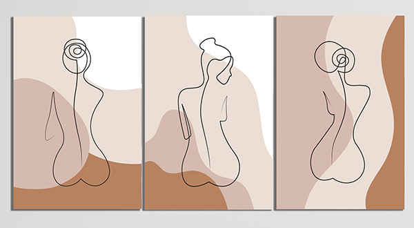Leinwandbilder Abstrakt