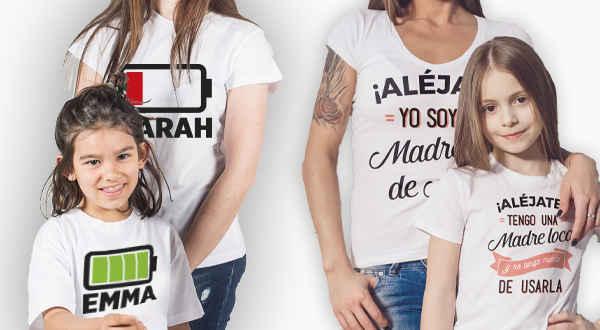 Camisetas para Día de la Madre