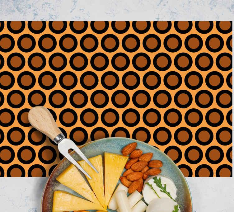 Image of Tovaglietta texture Leopardato