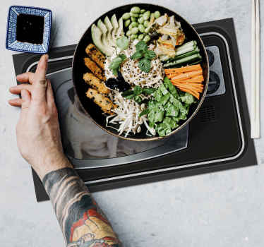 A customisable TV photo placemat that will look perfect on your table! Now you can always decide what's on TV whilst you eat.