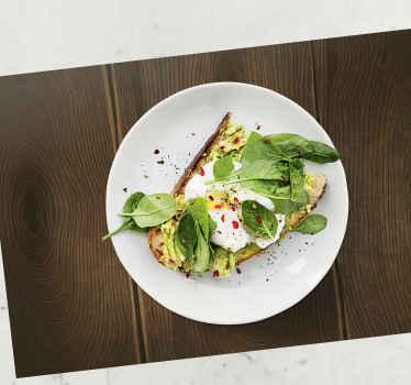 一种简单的深色木质纹理餐垫,用于由优质材料制成的餐厅,并且不会褪色。提供不同的包装。