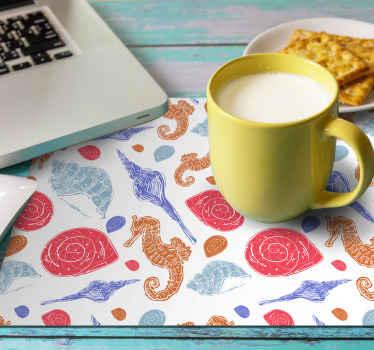 ¡Este mantel individual original de vida marina para decorar cualquier mesa de tu casa! ¡Tenga este increíble producto en su casa pronto!