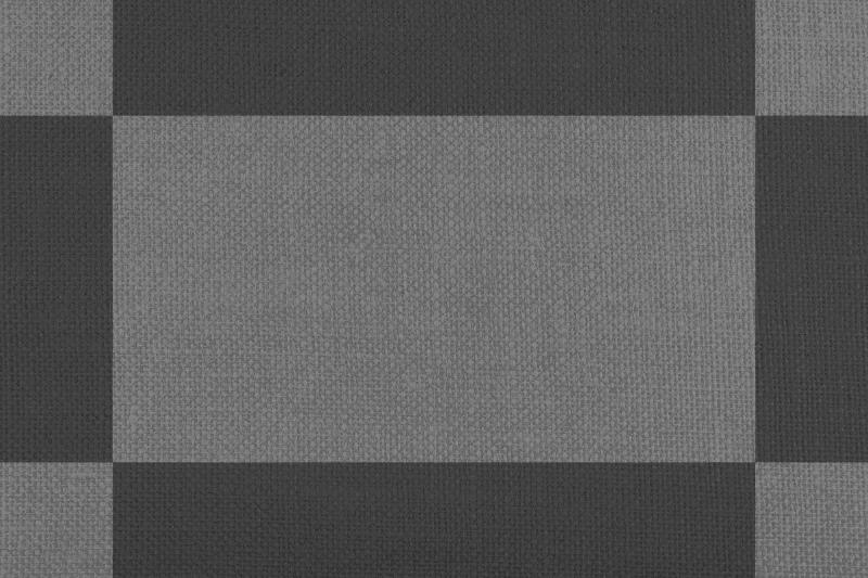 TenStickers. Set de table gris et effet texturé. Un set de table élégant à fond gris pour vos divers repas. Ce set de table rectangulaire apportera une touche décorative à votre table à manger. Entretien facile !