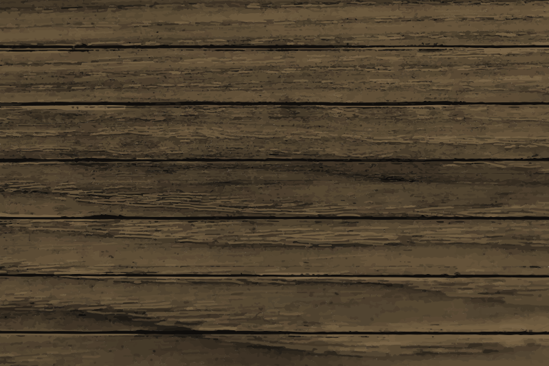 TenStickers. Tovaglietta texture Modello in legno. Goditi la nostra tovaglietta in vinile per la casa con design in legno realizzata in materiale di alta qualità per una decorazione dello spazio del tavolo da pranzo. è disponibile in diversi pacchetti.