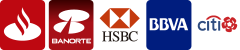 Depósito y Transferencia Bancaria