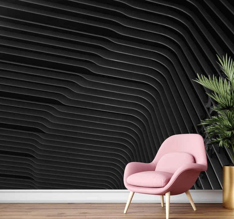 Tenstickers. Detail tapety na stenu z kovovej konštrukcie. Tu máme pre vás to najlepšie riešenie: naše úžasné nástenné maľby pre spálňu. Veľmi ľahko sa nanáša aj odstraňuje.