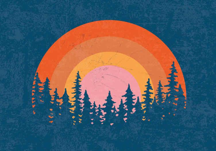 """""""Tenstickers"""". Senovinis saulės medžio sieninis paveikslas. Parduodamas fantastiškas ir labai gražus senovinis saulės sieninis paveikslas. Su mūsų produktais turite galimybę pristatyti savo kambarį."""