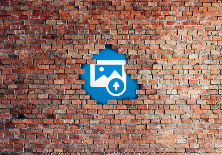 TenStickers. Fotoğraf özelleştirilebilir 3d duvar kağıdı ile tuğla patlaması. özelleştirilebilir 3d tuğla duvar resmi - büyük duvar resmi, kendi arzularınız görüntüsüyle özelleştirilebilir. Kolay uygulanır ve dayanıklıdır.