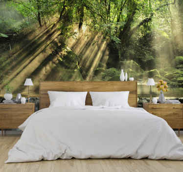 If you are after a forest wall mural that is both gorgeous looking and high quality then this is the one for you! Beautiful design!