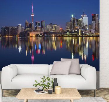 Discover this amazing city, Melbourne, with a scenery photo mural in a high quality. Have a look at those stunnign skyscrapers and fancy buildings .