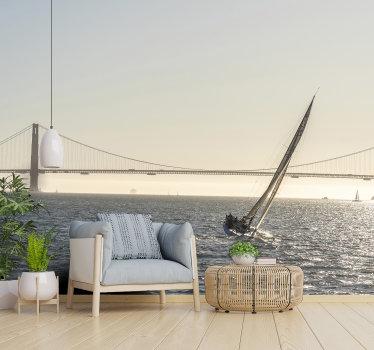 Fühle den inneren frieden, der freigesetzt wird, indem du dieses wunderschöne landschaftstapetenfoto in dein zuhause nimmst! Anweisungen finden sie auf unserer website.