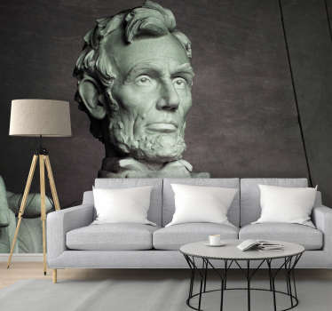 Bring some of this into your home with our Abraham Lincoln Statue photo wall mural and receive your visitors in style. You will adore this!