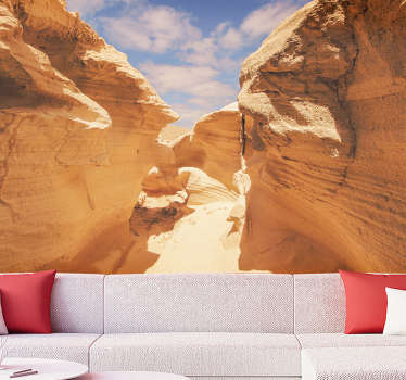 American desert wall mural is a quick and cheap way to redecorate your room. High quality image in vivid colours, no pixels!