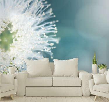 El fotomural pared de flores de alta calidad y muy realista se verá perfecto en su sala de estar o dormitorio ¡Envío a domicilio!