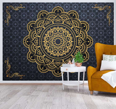 Make peace with yourself with this fantastic zen wall mural, perfect for your bedroom, living room or any other room. Free delivery!