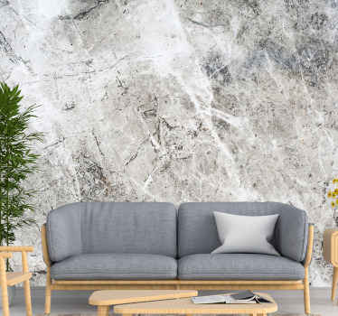 3D white marble texture wall mural  imitating a patched and worn out wall surface. We give you the best of designs from vintage to modern patterns.