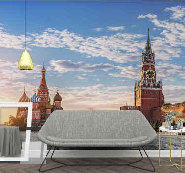 Um incrível fotomural vinílico de parede da catedral de são basílio, perfeito para as paredes da sua casa! Inscreva-se hoje e ganhe 10% de desconto no seu primeiro pedido.