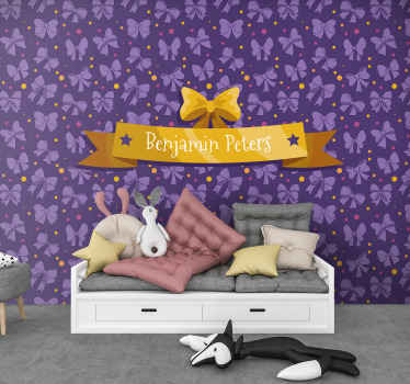 Here we have a boys wall mural that will give a touch of modernity and color to your kids' room. Add it to your cart and purchase it online.