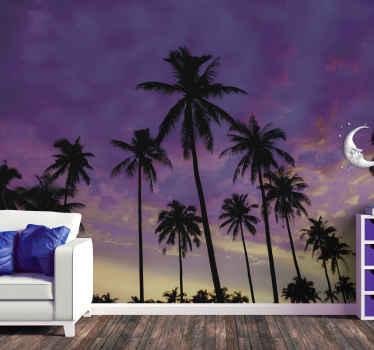 Naručite danas ovaj zidni zid sa tropskim palmama, a možete ga čak i dovesti za kućni prag u samo nekoliko dana! Kupi sada!