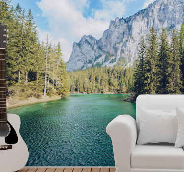 Adora paisagens, esta é uma das paisagens mais bonitas e agora pode tê-la na sua sala. Adicione ao seu carrinho agora!