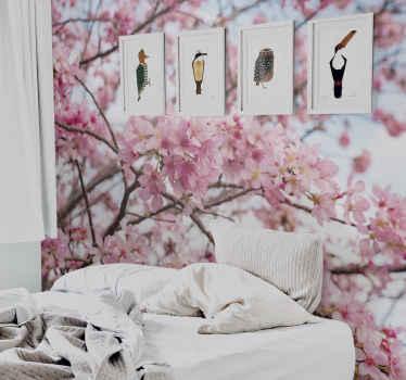 έχετε αυτό το μοναδικό σχέδιο τοιχογραφίας λουλουδιών στους τοίχους σας σήμερα! μπορεί να εφαρμοστεί εύκολα χρησιμοποιώντας το εγχειρίδιο μας που συνοδεύει την παραγγελία σας. Αγόρασέ το τώρα!