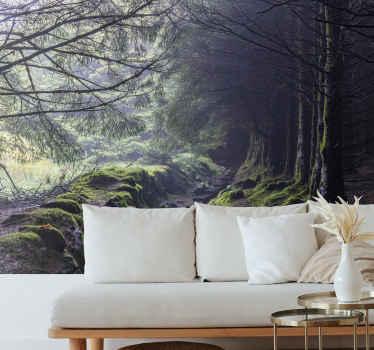 Faites entrer la nature à l'intérieur de votre maison avec cette stickers photo de paysage au design fantastique. Qu'est-ce que tu attends?