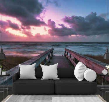 Relaxant and very beautiful Hallway Wallpaper Photo perfect for decorating your room in order to let you admire the best landscape. Home delivery!