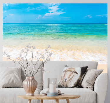 Our decorative see wall murals allow you to relax in a tropical holiday atmosphere.We can also design tailor-made, you just need to contact us.