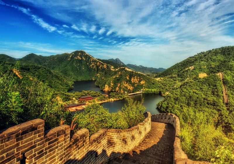 Tenstickers. Veľká čínska múr nástenné tapety. úžasná veľká čínska múr nástenné tapety. Ideálne na zdobenie všade doma. Získajte teraz svoju! Donáška domov!. Zľavy k dispozícii.